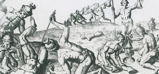 Palavras Cruzadas - Canibalismo