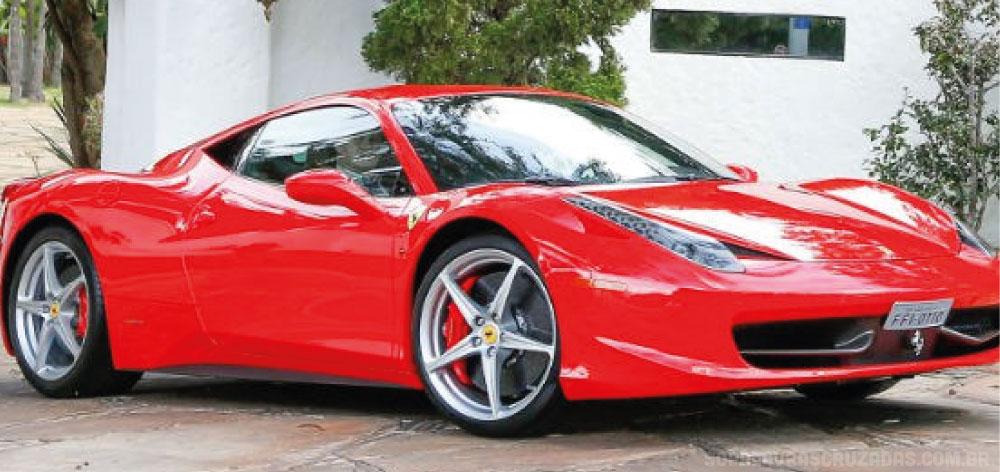 Palavras Cruzadas - Ferrari