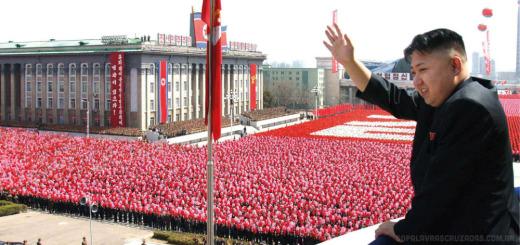 Palavras Cruzadas - Coreia do Norte