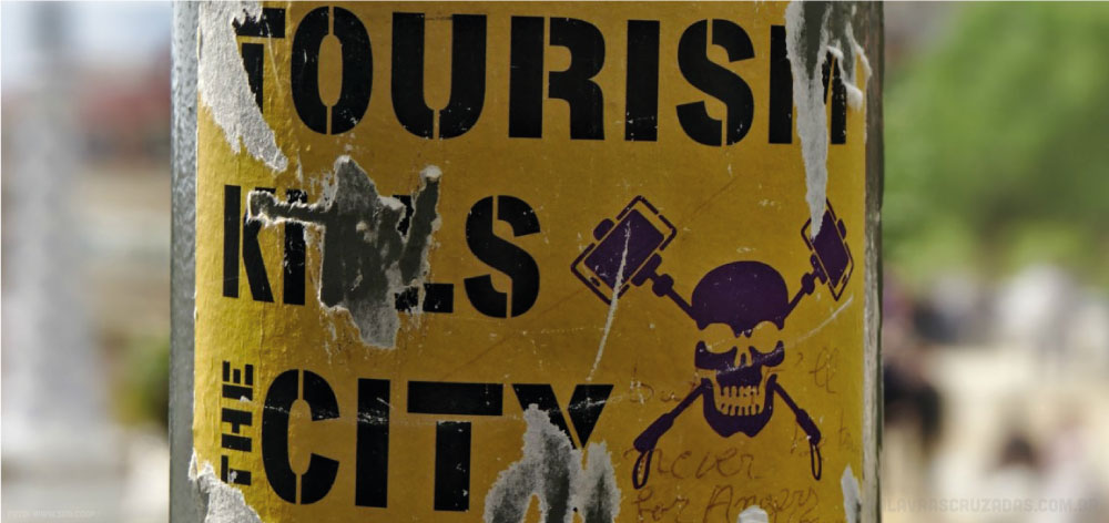 Palavras Cruzadas - Turismofobia