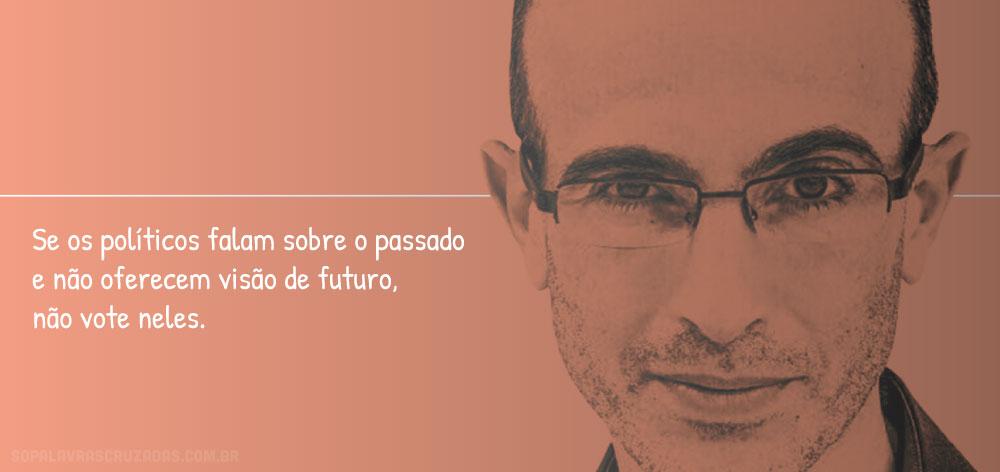 Palavras Cruzadas - Yuval Harari
