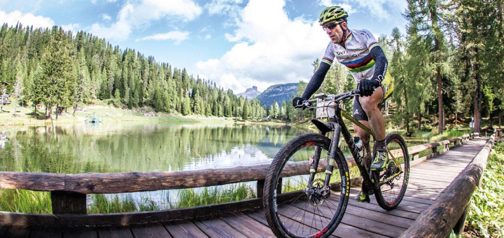 Palavras Cruzadas - Mountain Bike