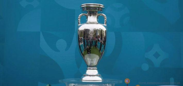 Palavras Cruzadas - Eurocopa 2021