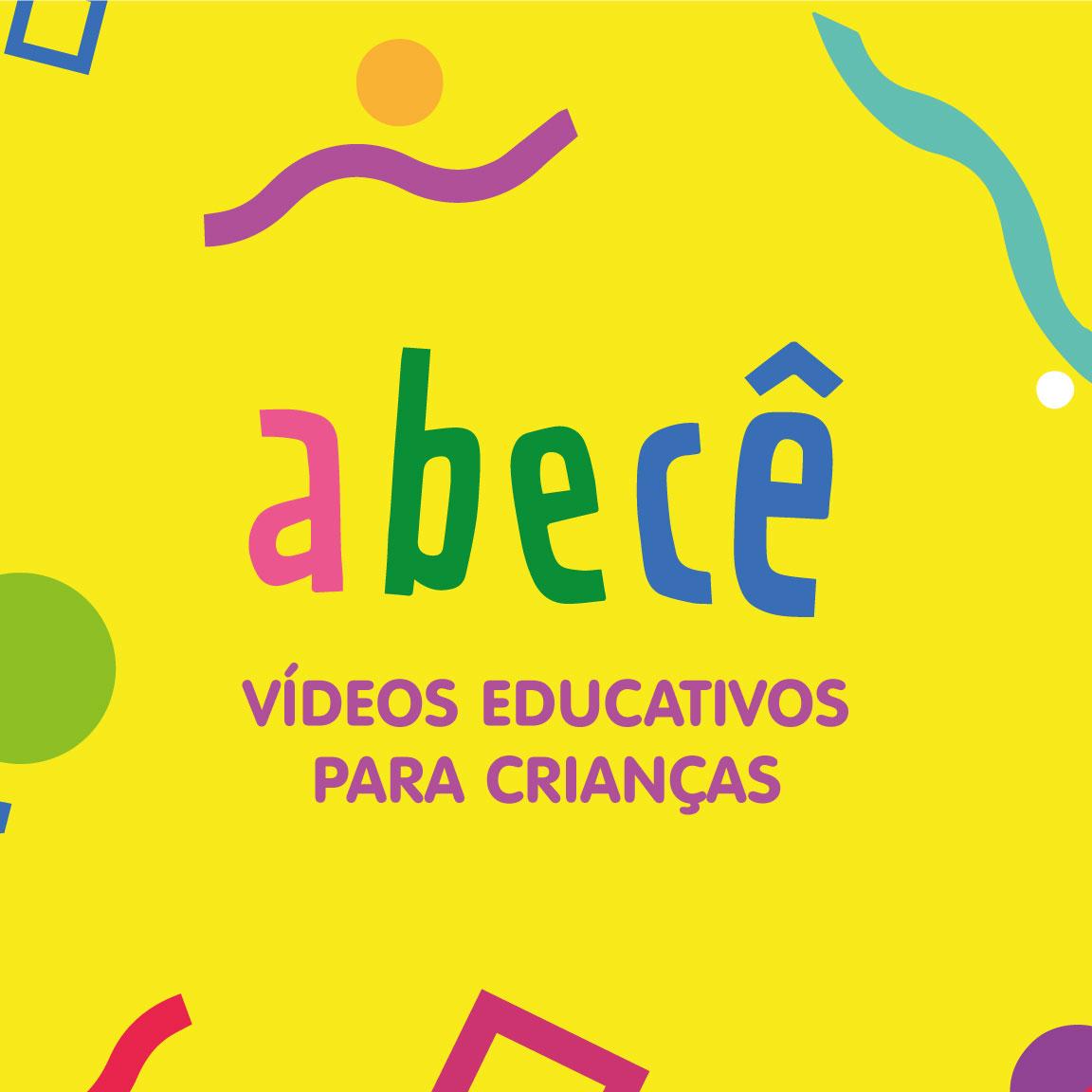Vídeos didáticos para crianças.